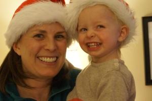 My sweet niece, Sadie