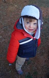 Thomas - age 3.5